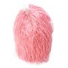 2 Cut Beads 10/0 Satin Light Pink Strung Solgel